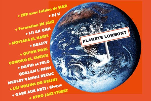 Planete Lormont 2010