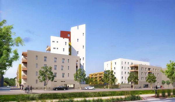 Mesolia : Terrasses de Garonne à Floirac