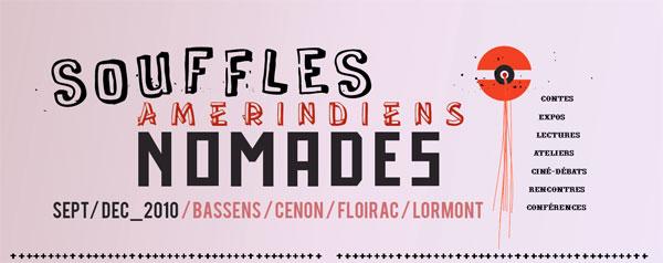 Souffles nomades - Amérindiens