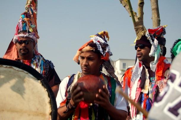 Carnaval des 2 Rives 2011 - Les outre-mer