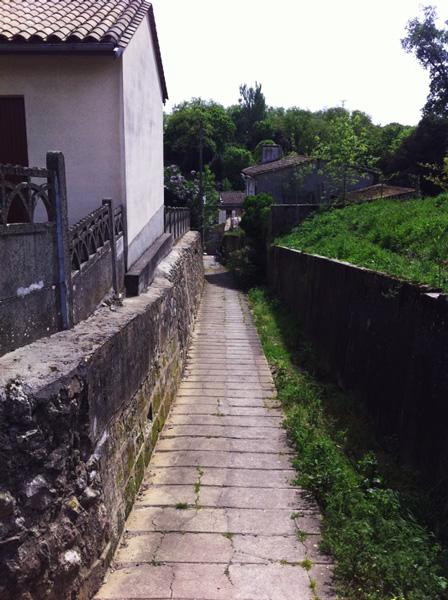 Carnets de voyage à Lormont : le Vieux Lormont