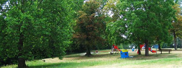 Le parc de Séguinaud