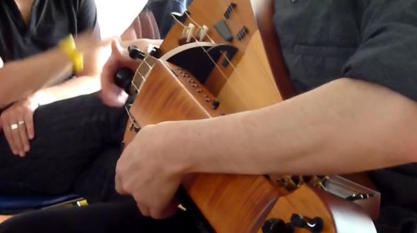 German Diaz, Concert chez l'habitant / Cenon Palmer / 10 mai 2011