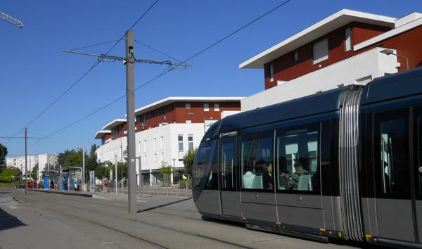 Le Tram à Carriet