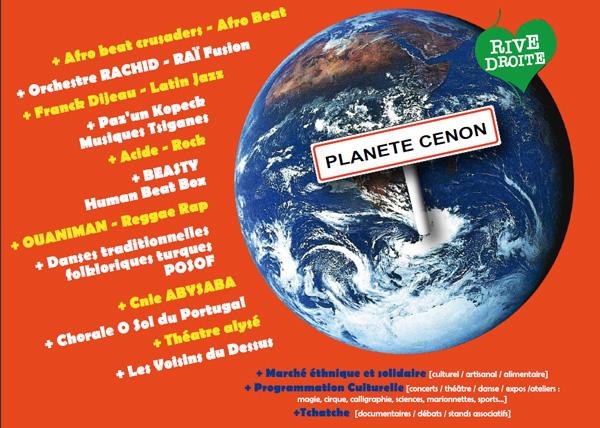 Planète Cenon 2011
