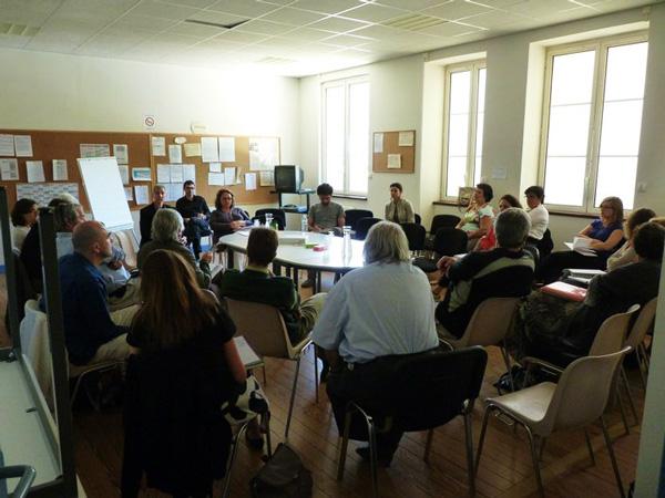 Séminaire du Parc des coteaux : l'atelier gouvernance