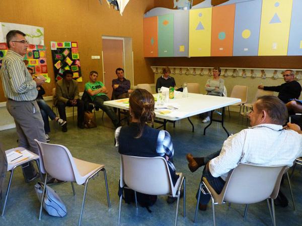 Séminaire du Parc des coteaux : l'atelier sports