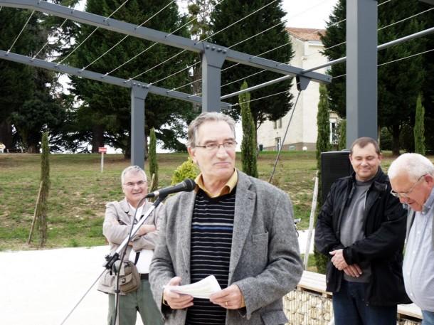 Max Guichard, adjoint aux sports - Mairie de Cenon