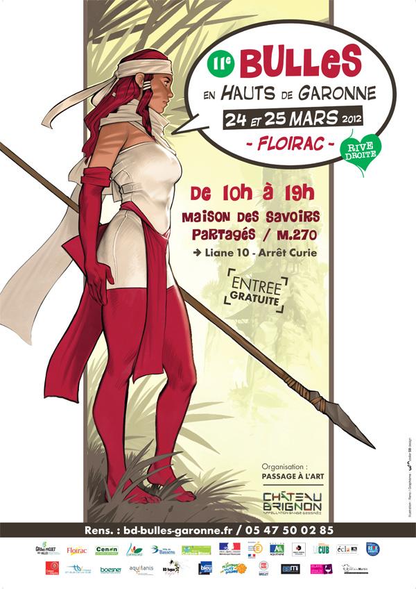 Bulles en Hauts de Garonne 2012