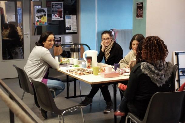 Café rencontre à Beausite - Blog Rive Droite