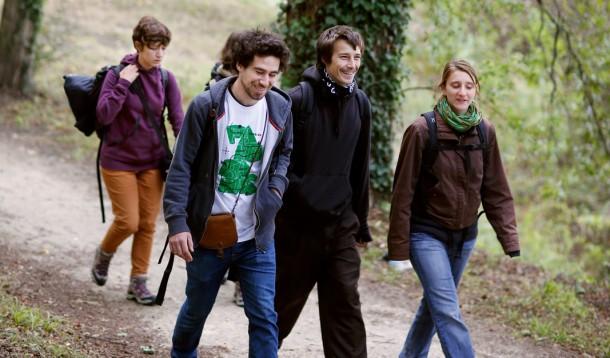 Les randonnées de panOramas 2012, souvenirs en ligne.