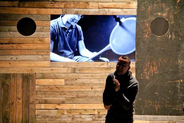 A voix retrouvée, expo sonore au Rocher de Palmer - Blog Rive Droite © Céline Dotigny
