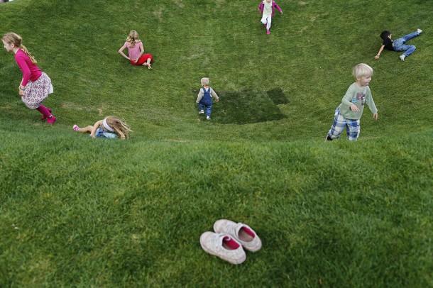 Au fond du trou, Carol Bîmes pour panOramas 2012, photo Rodolphe Escher