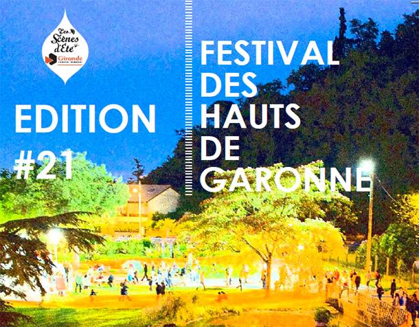 Festival des Hauts de Garonne 2013 / Blog Rive Droite