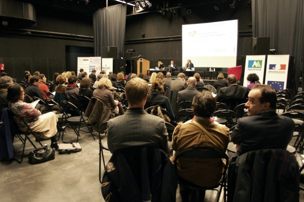 Séminaire Eco & Emploi Rive Droite, 29 janvier 2013