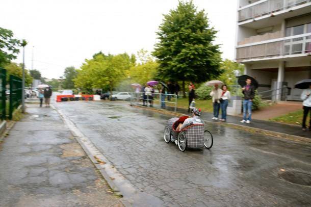 Voitures à Pédales, Cenon, 25 août 2013