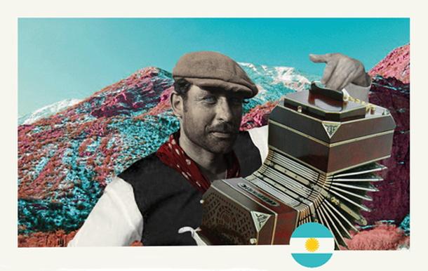 Affiche Souffles Nomades Argentins