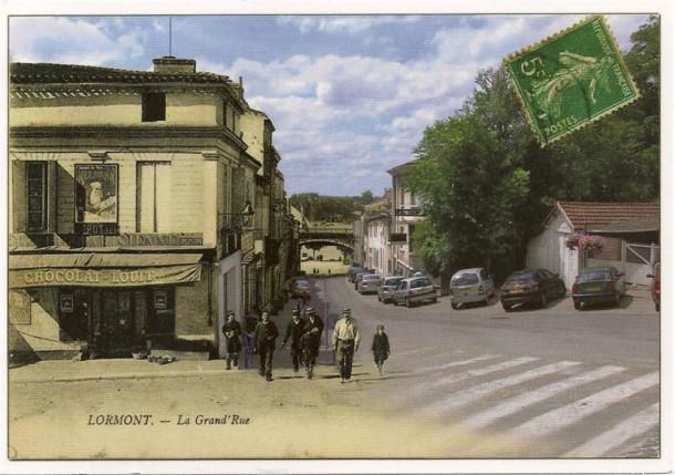 Grand Rue - Lormont - Office de tourisme de Lormont et de la presqu'ile