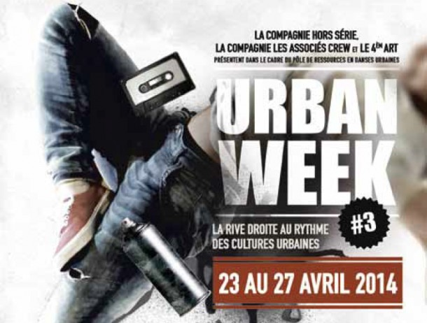 Urban Week #7 / 2014 / Blog Rive Droite