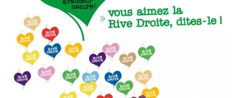 marque de territoire de la Rive Droite à Bordeaux