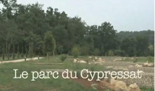 Le parc du Cypressat