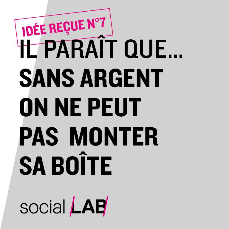 CampagnesociaLAB#SansCapital